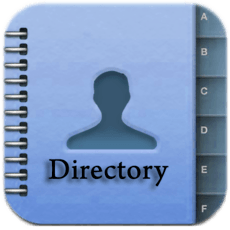 Staff Directory and Websites