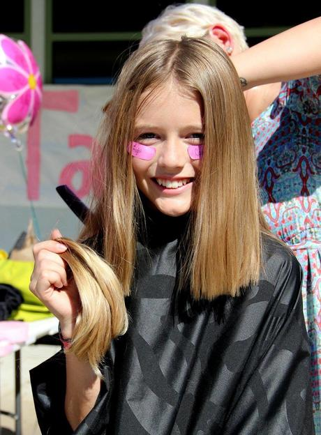 Donating Hair for Cancer Patients